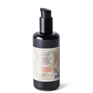 body lotion botanical bottle 200ml back2