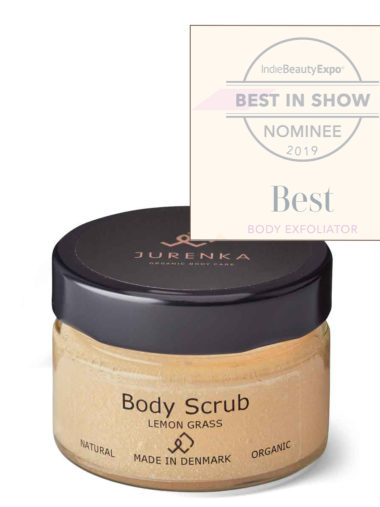 Økologisk Body Scrub 100ml
