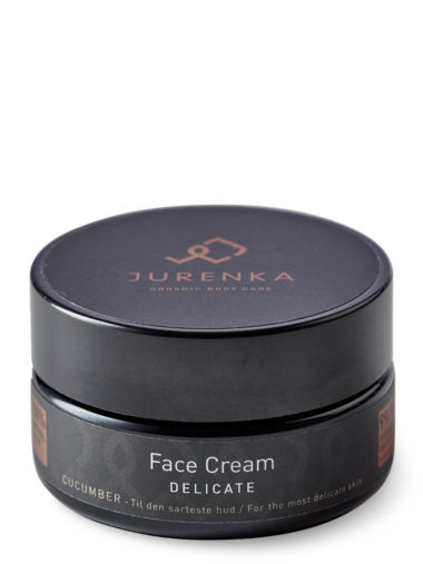 Økologisk Face Cream Delicate Cucumber 50ml